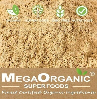 Organic Raw Maca Powder (Certified Organic Usda) Pure Premium Product