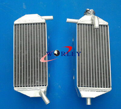 For Yamaha YZF450 YZ450F 2010 2011 2012 2013 10 11 12 13 Aluminum Radiator