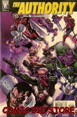 The Authority #24 (2010) 1St Printing Bagged & Boarded Wildstorm Comics