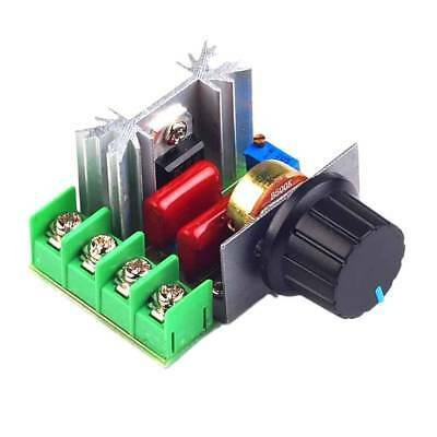 2000W AC Motor Speed Control Controller Adjustable Voltage Regulator 50-220V