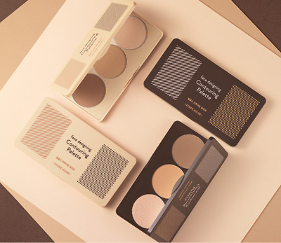[ETUDE HOUSE] Face Designing Contouring Palette Gold Pink Brown Powder Shading