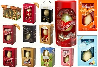 Luxury lindt lindor milk chocolate egg packs birthday easter gift luxury lindt lindor milk chocolate egg packs birthday easter eid gift gold bunny negle Image collections