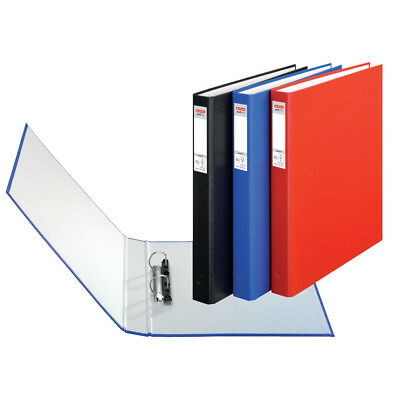 Herlitz Ringbuch maX.file protect 2-Ring A4, 2-Ring-Kombi-Mechanik