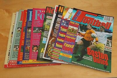 Non-League Football Magazines - Various Titles - Choose Your Issue