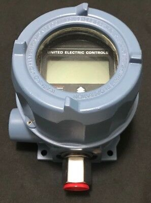 United Electric Controls 1XSWLLP16 Intrinsically Safe Pressure Switch 0-500 psig