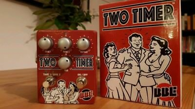 BBE Two Timer - Analog Delay Pedal