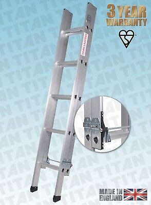 Loft Ladder - 2 section - TITAN - Simply the best.
