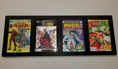 Inline4 Comic Book POD Frame Wall Hanging Display  *Silver to Modern Age Comics