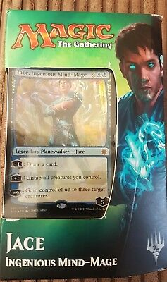 Magic the gathering- IXALAN * Planeswalker Deck - Jace. Brand new