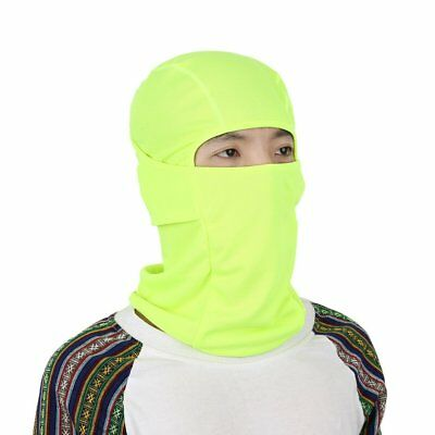 Breathable Face Mask Quick Dry Outdoor Tactical Motorcycle Cycling UV Protect GT