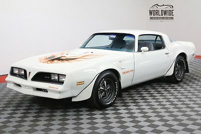 1978 Pontiac Trans Am RESTORED! 400 V8 AUTO A/C MUST SEE!