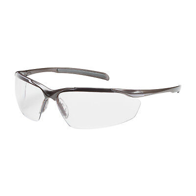 e3874112b7 BOUTON COMMANDER SAFETY Glasses with Bronze Frame and Clear Anti-Fog ...
