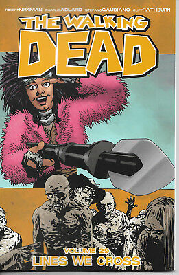 The Walking Dead - Vol. 29 - Lines We Cross - Softcover / NEW / FREE SHIPPING