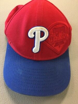 quality design 421df 63ae4 Philadelphia Phillies New Era 59Fifty Fitted Adjustable Hat Red, White Blue  AA8