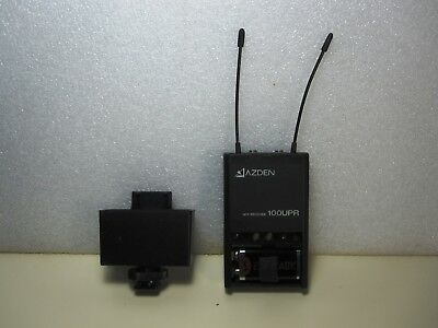 Anden 100UPR  Camera MountableReceiver, ONLY uhf
