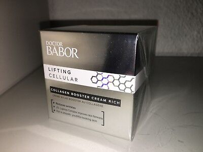 Doctor BABOR Lifting Cellular Collagen Booster Cream Rich 50 ml
