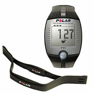 Polar  FT1 Equine Health Check for Resting and Recovery Heart Rate - Black, One