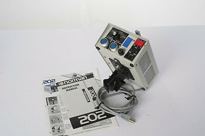 Norman Professional Lighting System 202 Power Pack Very Good Condition.