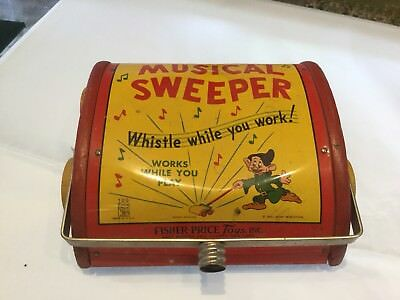 Music Sweeper By Fisher Price