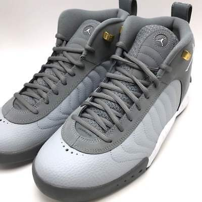 purchase cheap a01f9 f1881 Nike Jordan Jumpman Pro Men s Basketball Shoes Grey White-Wolf Grey 906876 -034