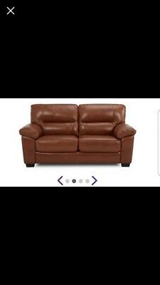 Dfs Leather Sofa 3 2