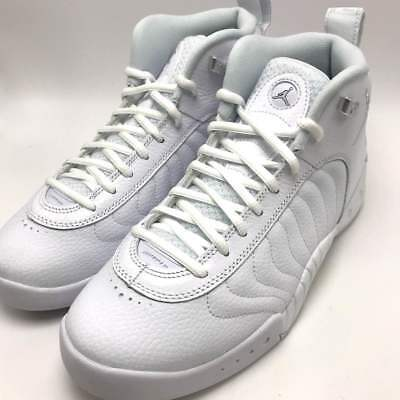 6cb572d4f26e ... spain nike jordan jumpman pro mens basketball shoes white pure platinum  906876 100 49606 2f678