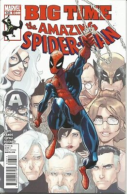 Amazing Spider-Man #648 | VF/NM | Avengers, Fantastic 4 | Black Cat | Sinister 6