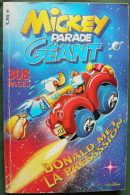 Mickey  Parade  GEANT      N° 267