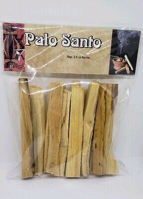 Palo Santo stick 1pack 70 grm good quality Bursera Graveolens buy 2pk get 1 free