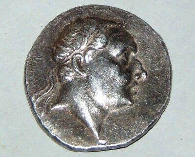 ANCIENT COIN Greek TETRADRACHM Unknown Ruler