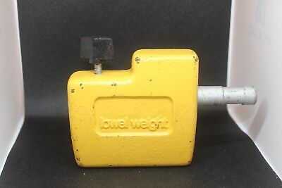 Lowel counter weight 4.5 lbs for arm photography studio