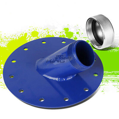 POWDER COATED FUEL Cell Gas Tank 45 1 5
