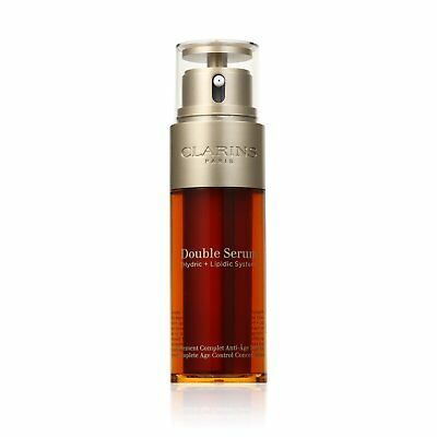 Clarins Double Serum Hydric Lipidic System Complete Age Control Concentrate 50ml