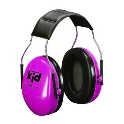 3M Peltor Kid Earmuff Kids Children Toddler Baby Hearing Protection Safe H510AK