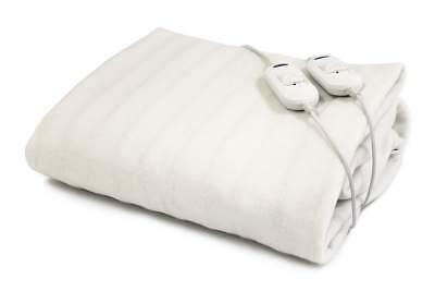 Jason Fully Fitted Machine Washable Electric Blanket (Double)