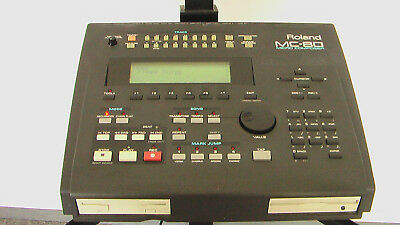 Roland MC80 MIDI sequencer/composer with ZIP and FDD, 2 new ZIP disks