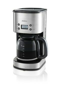 Sunbeam Stainless 12 Cup Drip Filter Coffee Maker PC7900