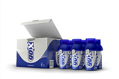 goX Sixpack 4-Liter, Sauerstoff med. in Dosen / Oxygen medical in canister