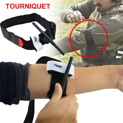 Quick Release Buckle Medical First Aid Tourniquet Combat Application CAT