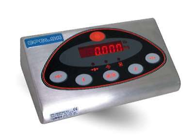 Epelsa Visor DXN-60 Stainless Steel IP65 Weighing Weight Indicator