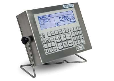 Epelsa Cyber Plus Stainless Steel IP65 Weighing Weight indicator
