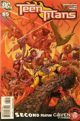 Teen Titans #85 (2010) 1St Printing Bagged & Boarded Dc Comics