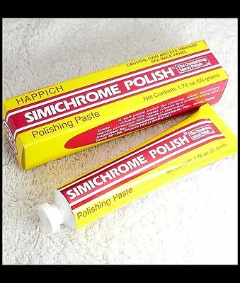 21,90€/100g * SIMICHROME Chrom / Metall Politur Polish Polierpaste Metallpolitur