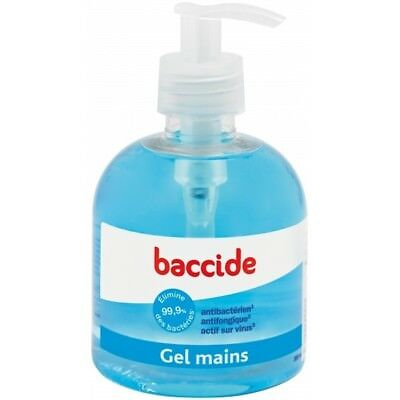 Baccide Gel Mains sans Rinçage 300 ml
