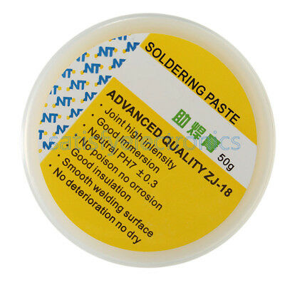 NEW 50g Rosin Soldering Flux Paste Solder Welding Grease Cream for Phone PCB