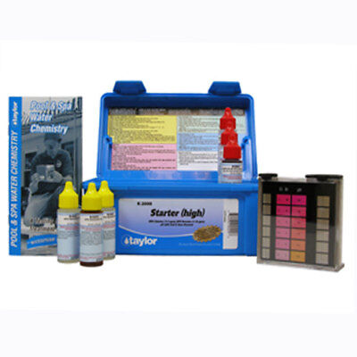 Taylor DPD Chlorine Bromine PH Swimming Pool Test Kit