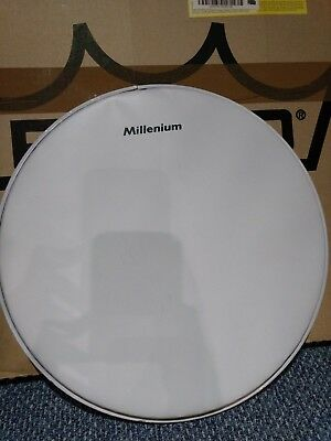 Millenium Snare Coated 14 Fell Heads Snare