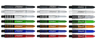 Winmau Shaft - Prism Force short medium versch Farben Schaft Schäfte Shafts Dart