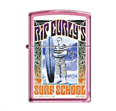 "Zippo ""Limited Edition"" 3 Stooges Rip Curly Matte Finish."