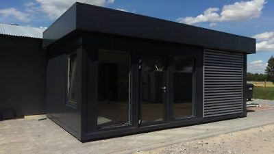 Portable Building 20ft x 8ft, Office, Portable Cabin